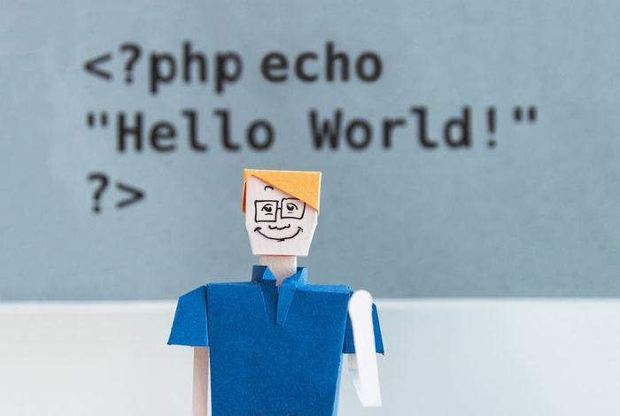 An abundance of English-speaking programmers