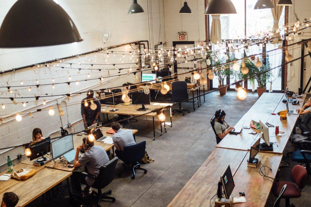 digitale innovationen durch einen kollaborativen arbeitsplatz