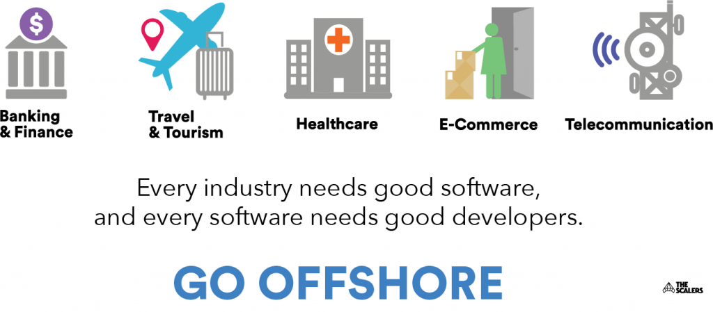 Every industry needs good software