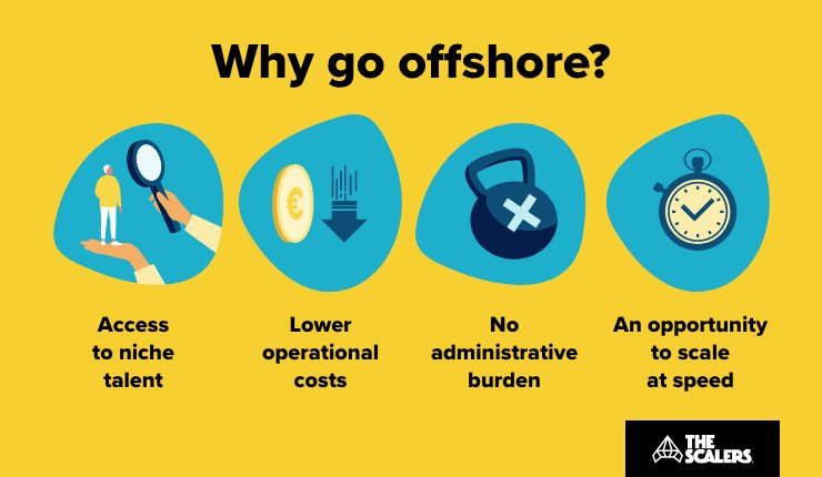 Why go offshore