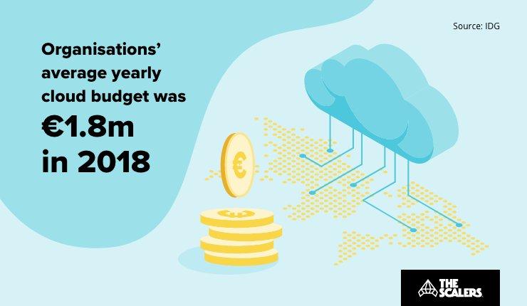 organization cloud budget