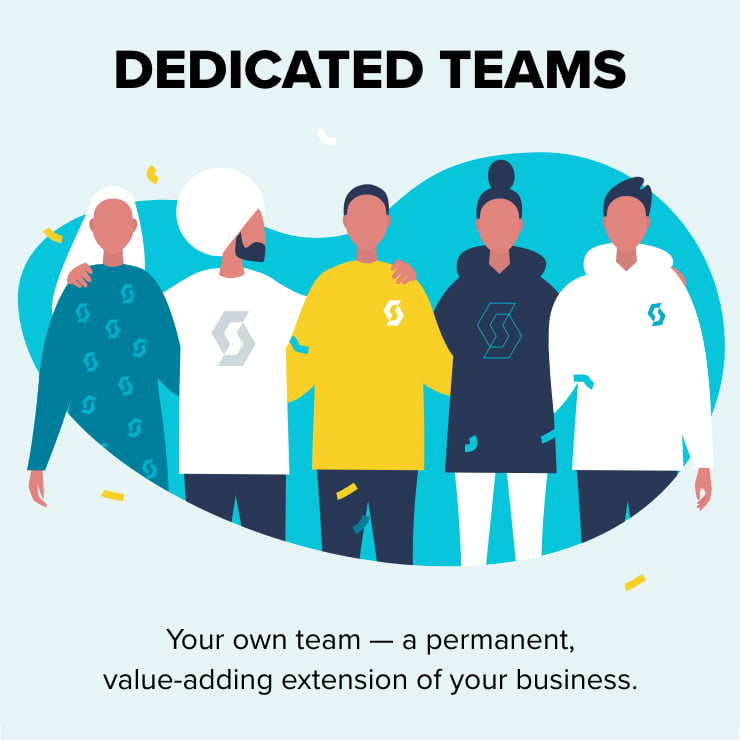 Dedicated Teams