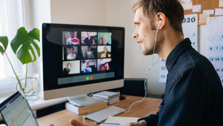 Evolution of raditional workspaces and remote teams