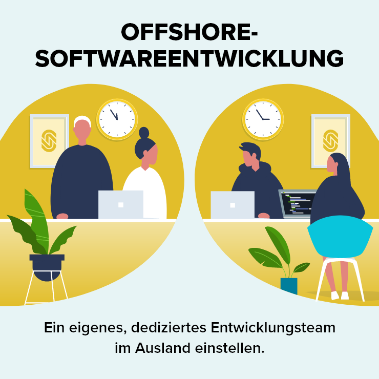 Offshoring Softwareentwicklung