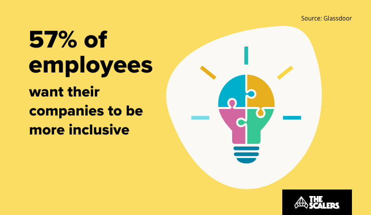 companies to be more inclusive